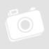 Kép 1/7 - Huawei P20 Pro, Szilikon védőkeret, edzett üveg hátlap, márvány minta, Wooze FutureCover, kék